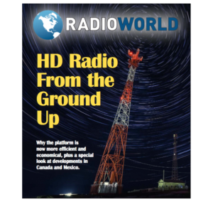 HD Radio Ground Up 2016 Radio World eBook