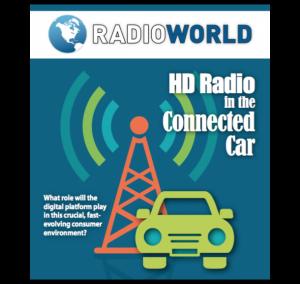 Nautel Radio World eBook HD Radio Connected Car